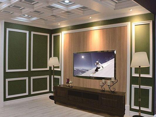 集成装饰电视背景墙 集成墙板