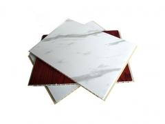 新型环保竹木纤维装饰板材